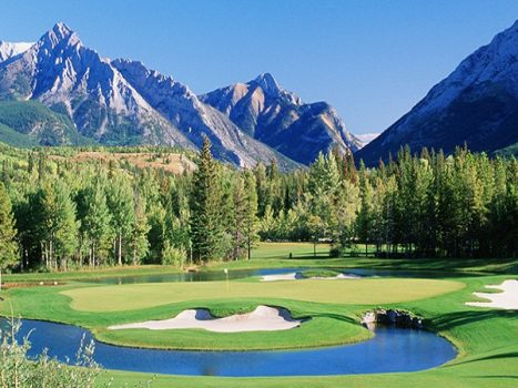 Best Golf Courses in Canada