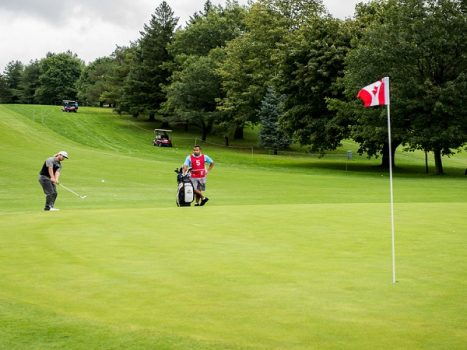 golfing competitions in Canada