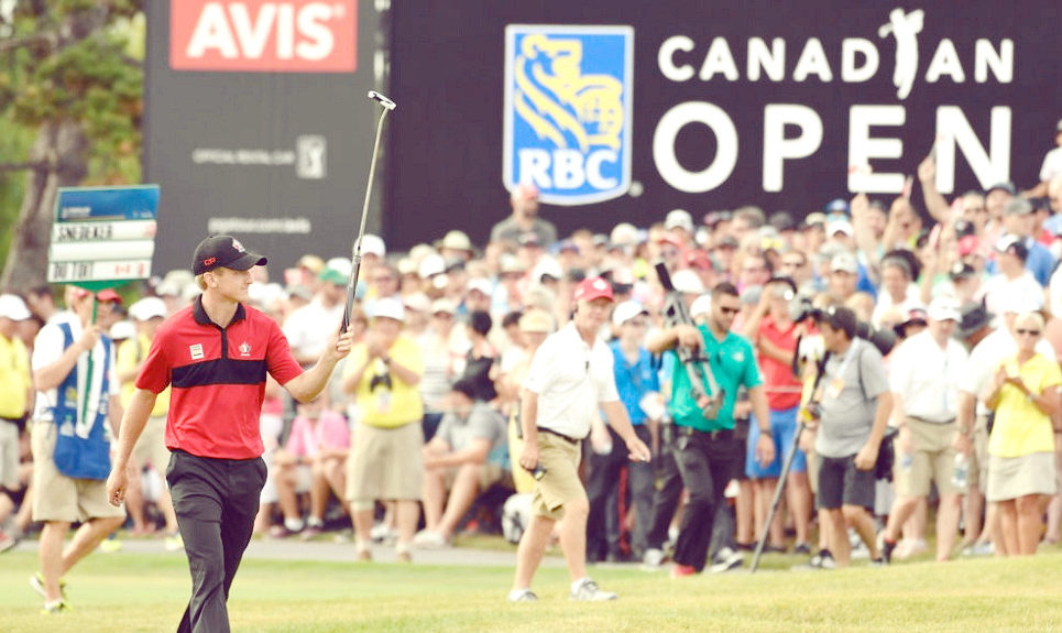Hamilton to host Canadian Open Golf Championship in 2019 and 2023